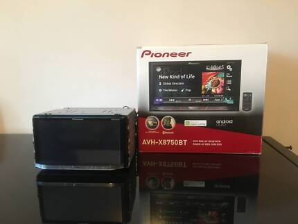 Pioneer AVH-X8750BT Touch-screen Android Auto & Apple Carplay