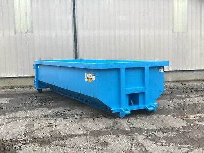 Roll Off Containers Cable Roll Off Dumpster