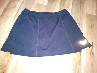Trigema Badminton / Tennis Rock, Gr. S, dunkel blau, nur 3 Mal getragen