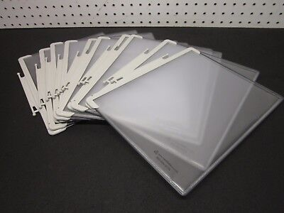 - TARIFOLD T/Office 10 Panel / 20 Sheet Display Desktop Reference System *ONLY*