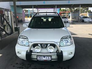 2005 Nissan X-trail Wagon selling with rego and rwc Craigieburn Hume Area Preview
