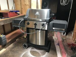 Broil King, natural gas barbecue ( bbq )