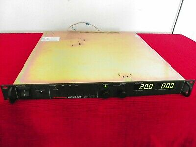 Sorensen Dcs20-50e M9c Dc Power Supply