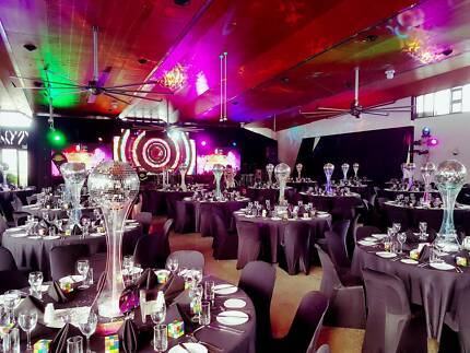 Wedding centerpieces hire in queensland gumtree australia free table centrepiece hire led lights corporate branding junglespirit Images