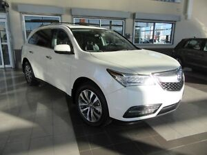 2015 Acura MDX Navigation Package HEATED LEATHER, BLUETOOTH,...