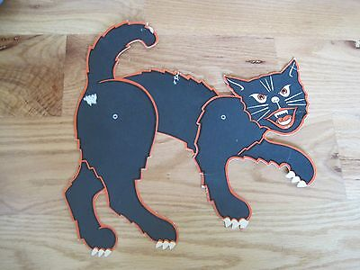 HALLOWEEN Paper Decoration CAT 13