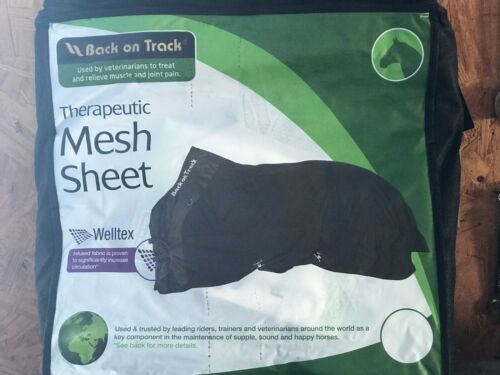 """Back on Track Therapeutic Mesh Sheet 87"""""""