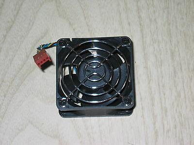 Lot 2 HP Elite 8100 8200 8300 Ultra Slim Desktop DS06025R12U 60x25mm Case fan