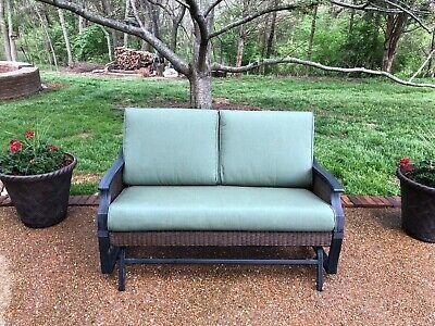 Hampton Bay Melborne Patio Furniture Replacement Cushions- 6 Piece Cushion Set