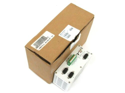 NEW ABB 3BDZ000398R1 RLM01 REDUNDANCY LINK MODULE