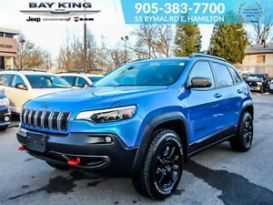2019 Jeep Cherokee L PLUS 4X4, GPS, HEATED SEATS, BACK UP CAM