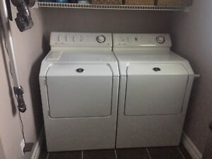 Maytag Neptune Washer and Dryer