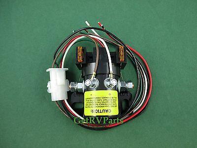 KIB | LR9806WB | RV Motorhome Battery Disconnect Relay Solenoid