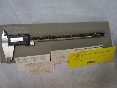 Mitutoyo Cd-12 Cp Absolute Digimatic Caliper 12300mm 500-193 122076