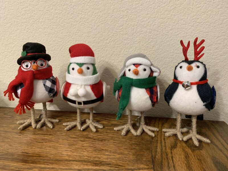Target Wondershop Birds - 2019 North Pole Farmhouse