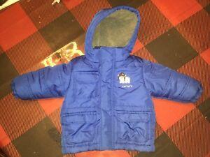 Manteaux d'hiver bébé