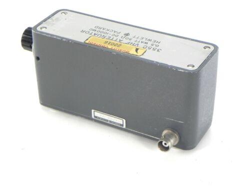 Agilent HP Keysight 355C Step Attenuator