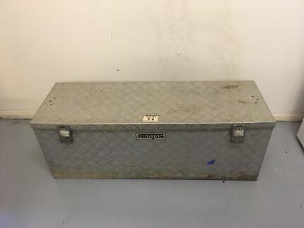 Checker plate toolbox