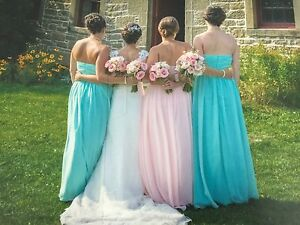 Bridesmaid dress- pink available