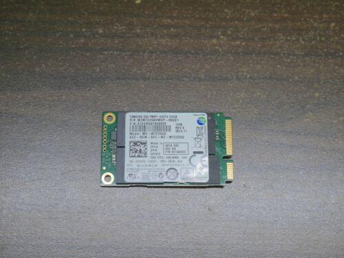 SAMSUNG 256GB mSATA Solid State Drive SSD