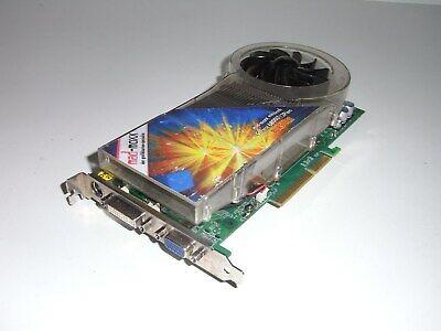 Leadtek WinFast A400 GeForce 6800 LE 128MB AGP Grafikkarte PC Card LR2992