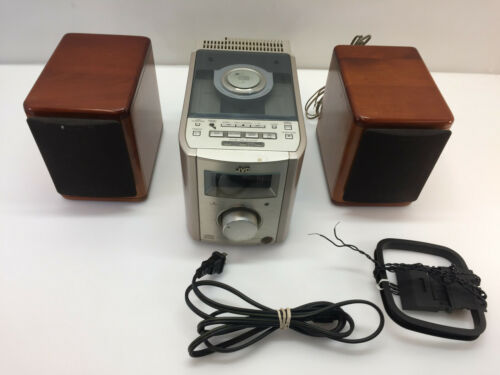 JVC FS-7000 30W Ultra Compact Component Systems CD /AM /FM (No Remote)