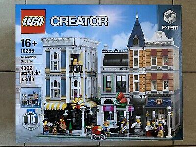 LEGO Creator Expert Assembly Square 10255, BNIB.