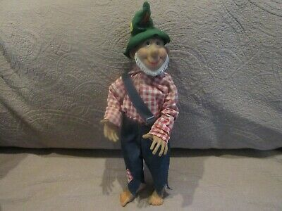 Vintage Mountain Dew Willy The Hillbilly Doll Advertisement