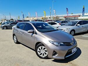2014 Toyota Corolla ZRE182R Ascent Sport S-CVT Bronze 7 Speed Automatic Constant Variable Hatchback  Cannington Canning Area Preview
