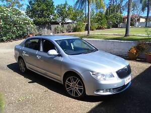 2009 Skoda Superb Eleglance V6 AWD Sedan Taigum Brisbane North East Preview