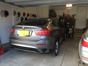 Brand new BMW X6 never winter driven!!!