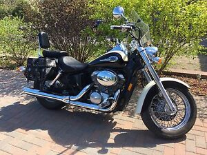 2000 Honda Shadow~ only 12,330kms!!