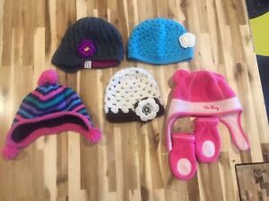 Girl toques