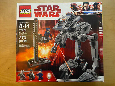 LEGO STAR WARS 75201 First Order AT-ST NEW