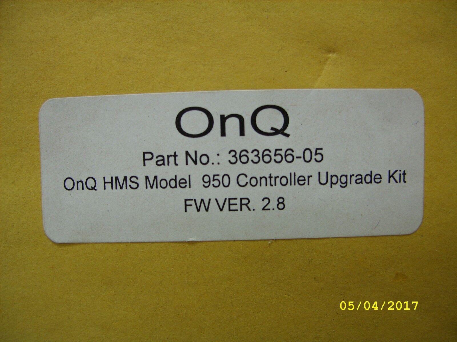 OnQ Legrand - HMS 950 Controller Firmware Upgrade Chip Ver. 2.8 - 3636560-05