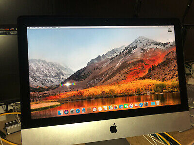 "Apple iMac 21.5"" i7 3.1Ghz 16GB  1TB HD or 500GB Apple SSD  Very nice condition"