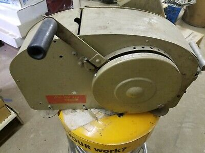 Vintage Better Pack 333 Industrial Gummed Water Shipping Tape Dispenser