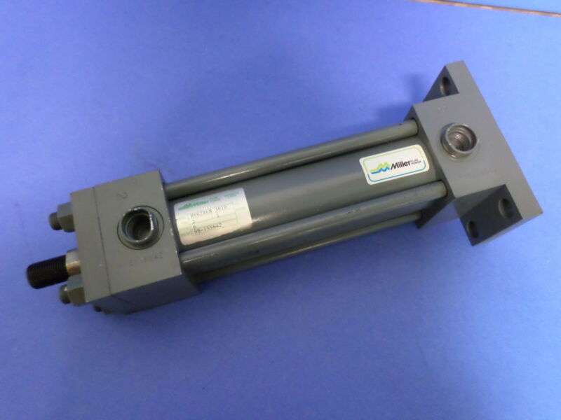 MILLER, HYDRAULIC FLUID POWER CYLINDER