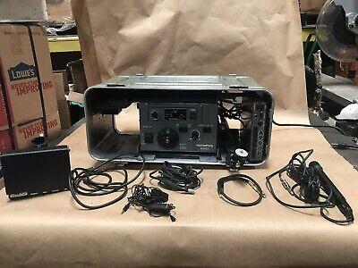 Olympus Industrial Borescope Set Iv86-75 Ilv-c1