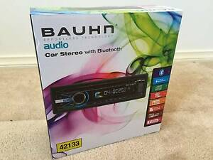 BAUHN Car Stereo with Bluetooth Bundoora Banyule Area Preview