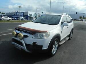 Holden Captiva LX TURBO DIESEL 4WD 7 SEATER Automatic SUV