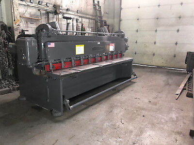 316 X 10 Cincinnati Model 1410 Shear - Fabricating Machinery