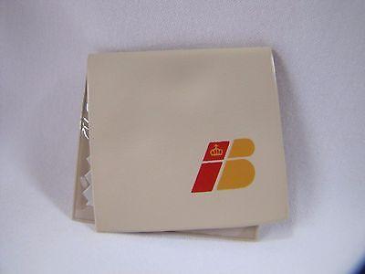 Iberia Airlines Souvenir Sewing Kit Vintage Spain
