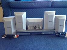 Panasonic 5.1 DVD + Surround and Centre Speakers Newcastle Newcastle Area Preview