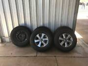"New  16"" Tyres and  Alloy Rims Alice Springs Alice Springs Area Preview"