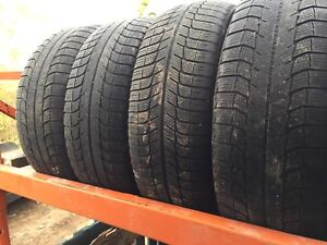 Four winter tires 225/60r16 $100