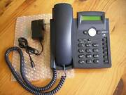 VoIP phone, SNOM 300 with power adapter Mount Gravatt East Brisbane South East Preview