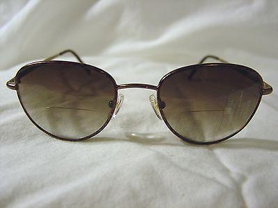 Foster Grant Bifocal Reading Sunglasses 2.25 Glasses Tinted Sunreaders Brand NEW