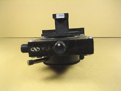 Newport Xyz Axis Lens Positioner M-lp-1