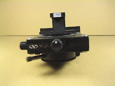 Newport Xyz Axis Lens Positioner M-lp-1